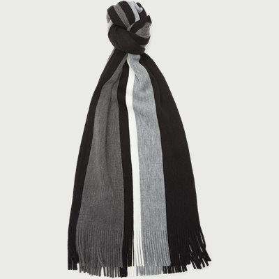 Liege Halstørklæde Liege Halstørklæde | Sort