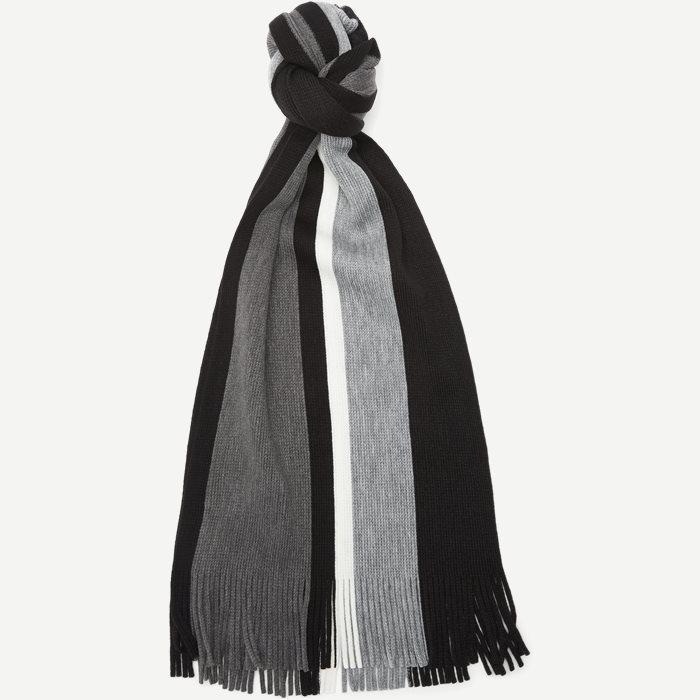 Liege Halstørklæde - Tørklæder - Sort