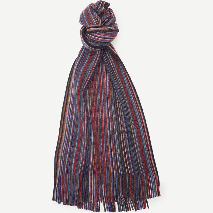 Mons Halstørklæde - Tørklæder - Rød