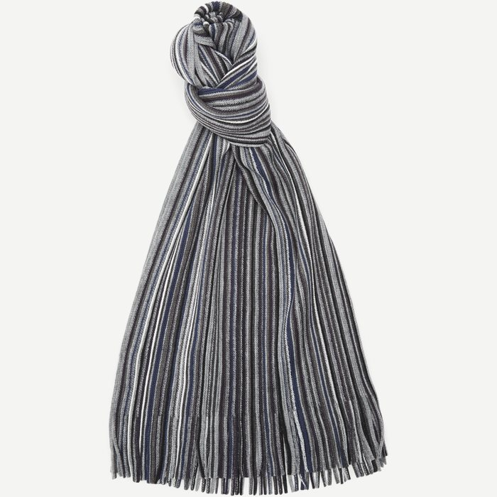 Namur Halstørklæde - Tørklæder - Grå