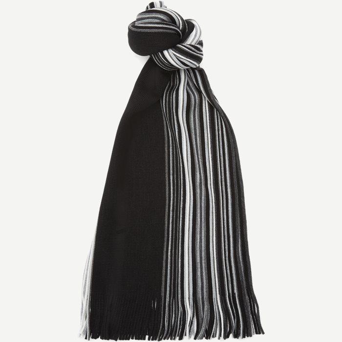 Leuven Halstørklæde - Tørklæder - Sort