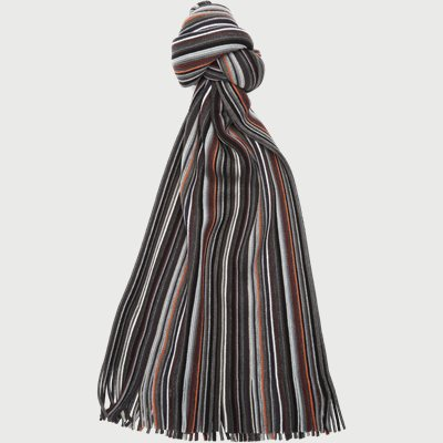 Bastogne Halstørklæde Bastogne Halstørklæde | Grå
