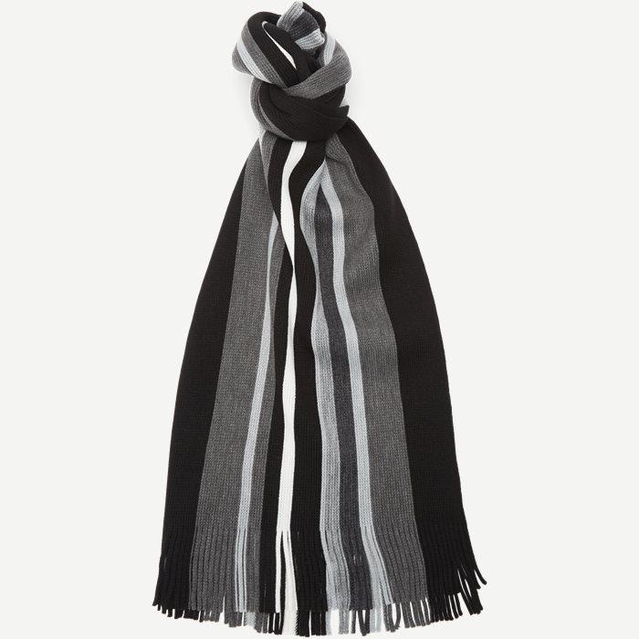 Arlon Halstørklæde - Tørklæder - Sort