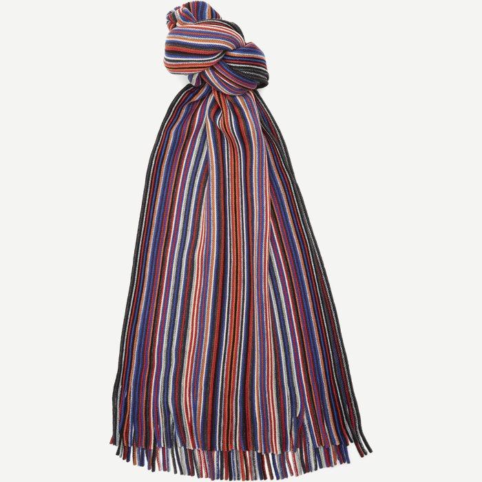 Gent Halstørklæde - Tørklæder - Grå