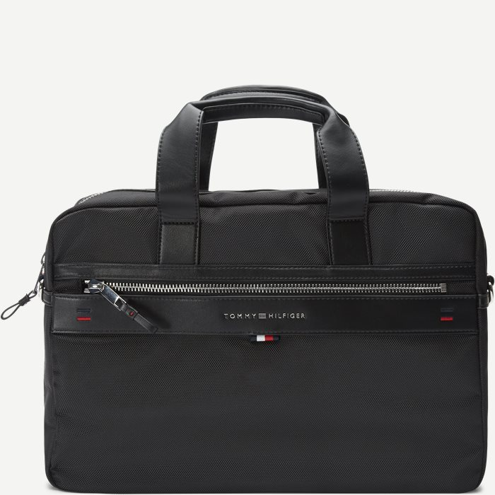 Elevated Computer Bag - Tasker - Sort