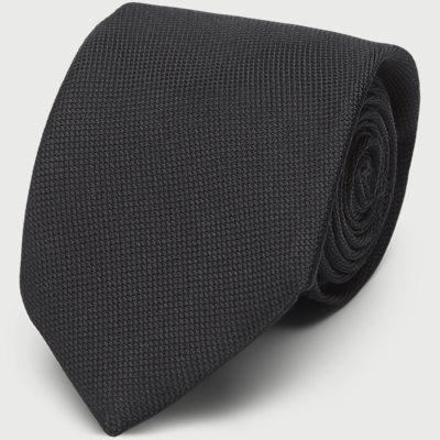 Ties | Black
