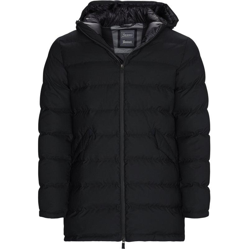 herno – Herno pi121ul 112291 jakker black fra axel.dk