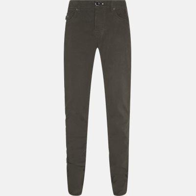 Regular fit | Jeans | Brun