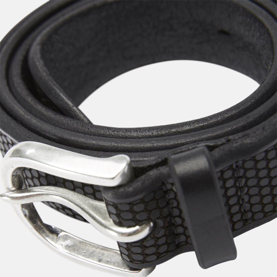 U07860 - Belts - BLACK - 2
