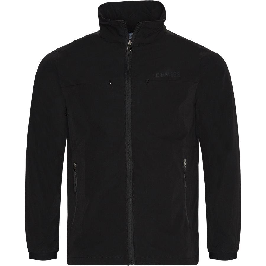 BEAUX - Beaux Jacket - Jakker - Regular - BLACK - 1