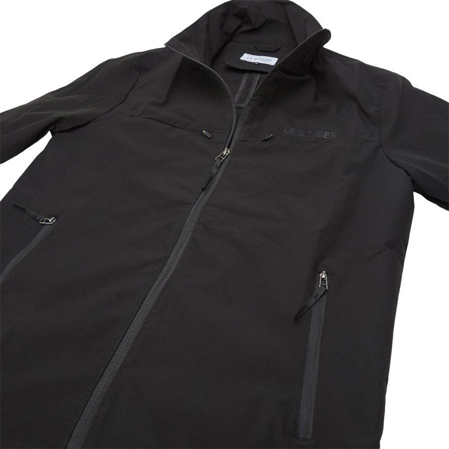 BEAUX - Beaux Jacket - Jakker - Regular - BLACK - 5