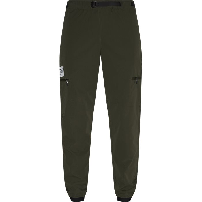 Pierre Pants - Bukser - Tapered fit - Army