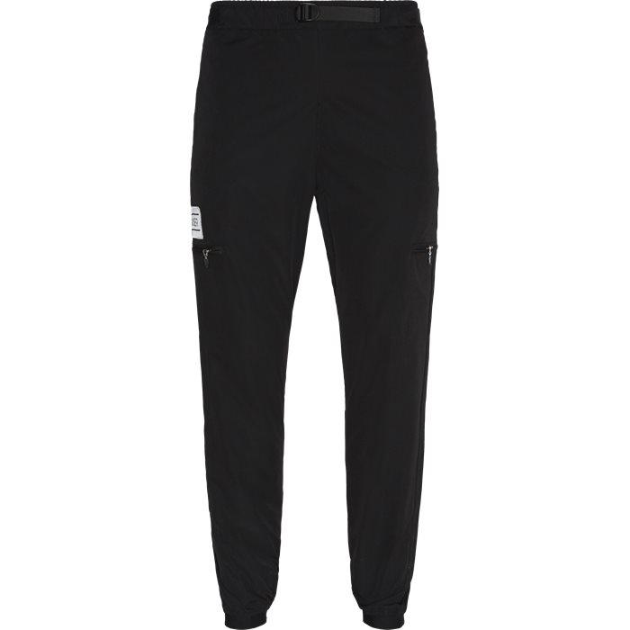 Pierre Pants - Bukser - Tapered fit - Sort