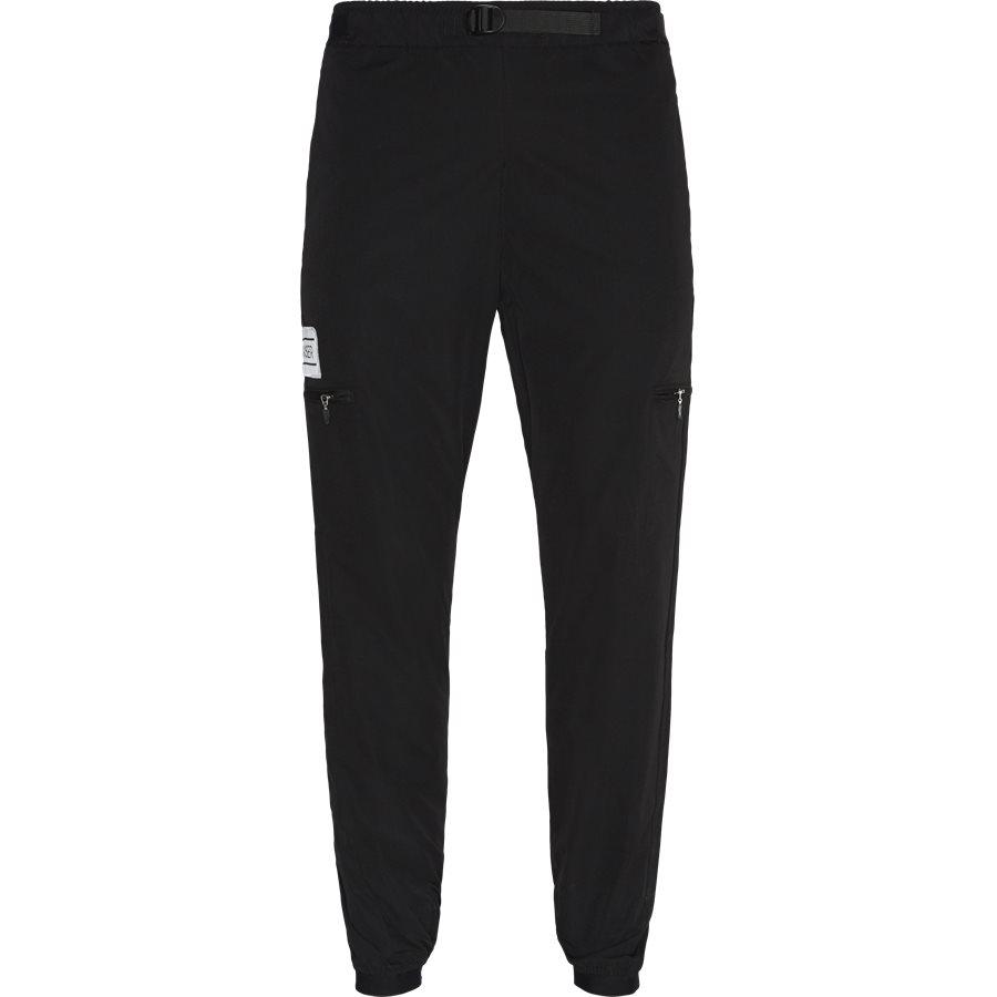 PIERRE - Pierre Pants - Bukser - Tapered fit - BLACK - 1