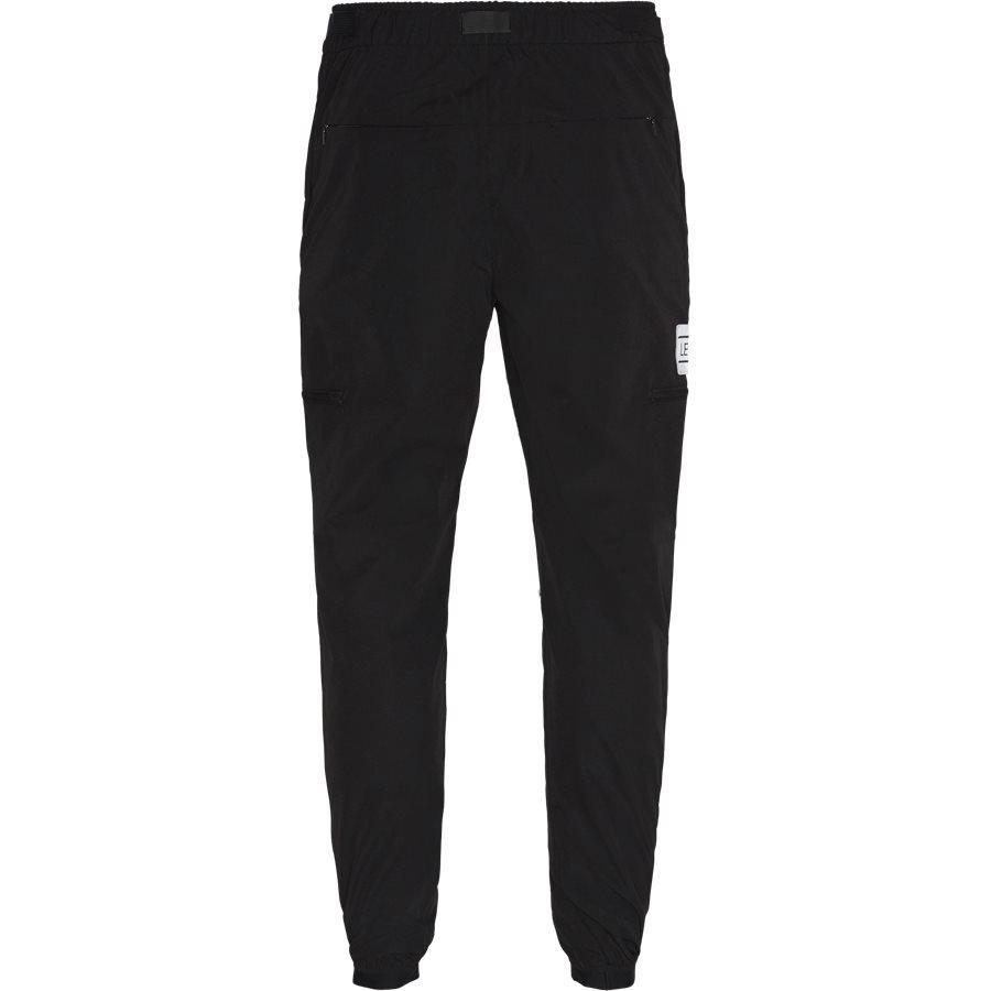 PIERRE - Pierre Pants - Bukser - Tapered fit - BLACK - 2