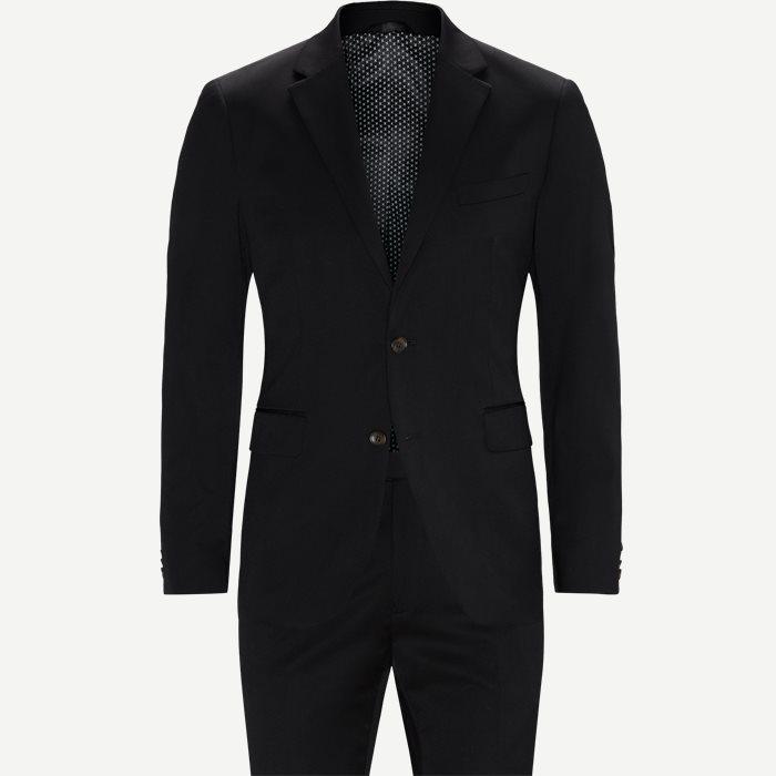 Kostymer - Regular - Svart