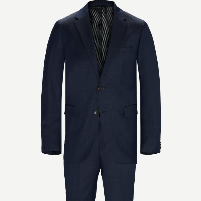 Suits - Regular - Blue