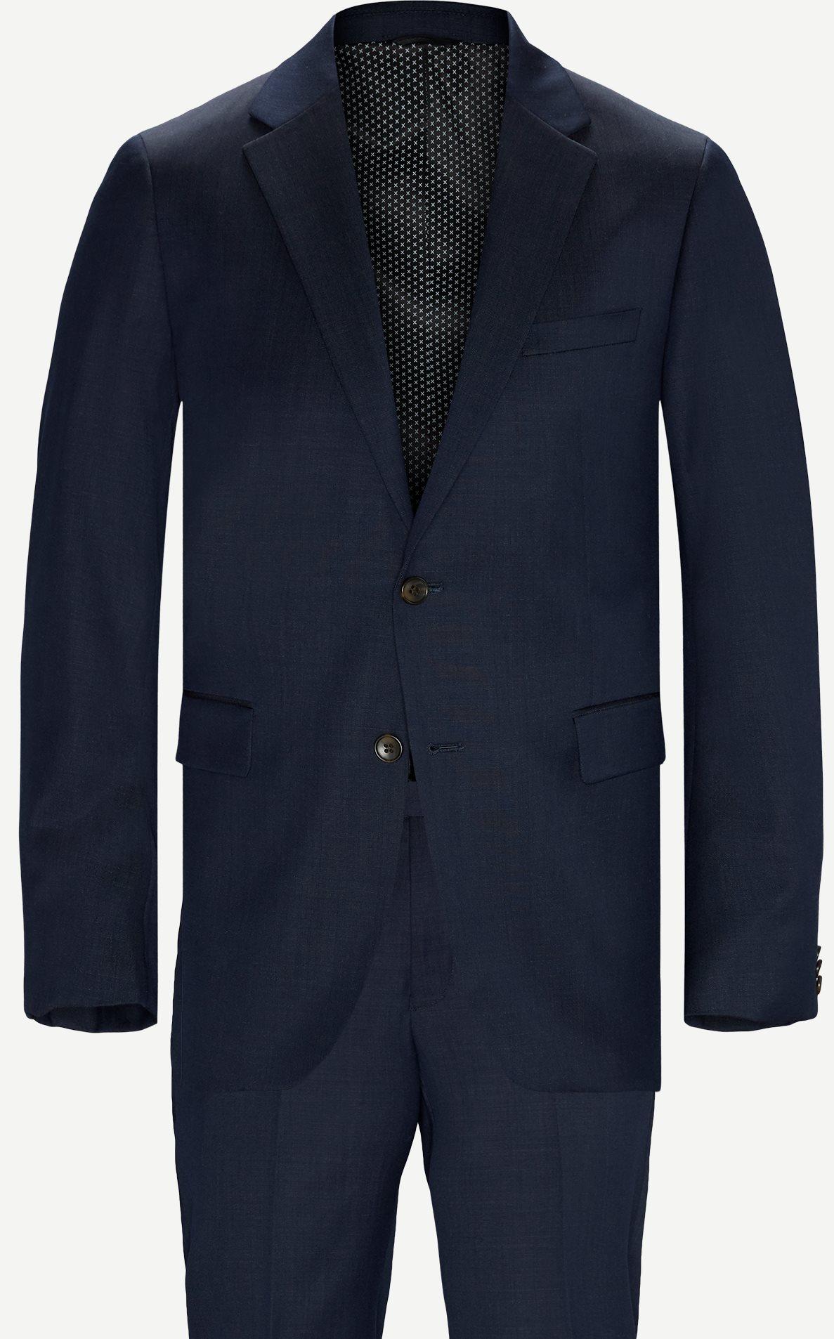 Suits - Regular - Blue