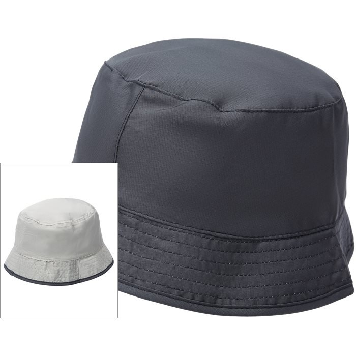 Nylon Pocket Bøllehat - Caps - Blå