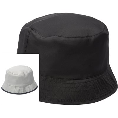 Nylon Pocket Bøllehat Nylon Pocket Bøllehat | Sort