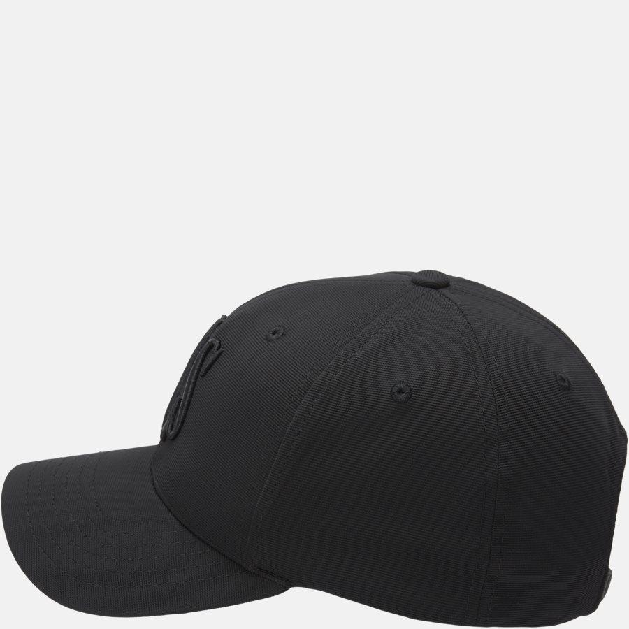 ORTEGA NY - Beanies - BLACK - 3