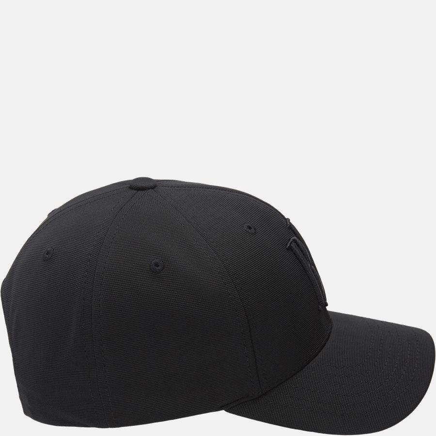 ORTEGA NY - Beanies - BLACK - 4