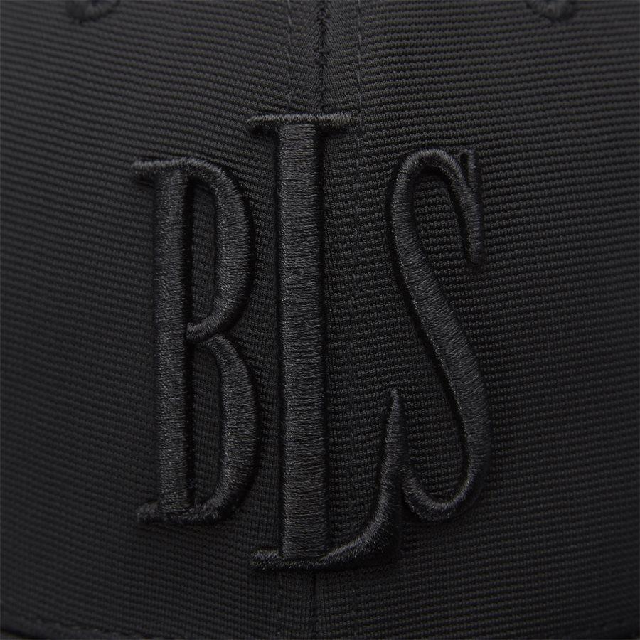 ORTEGA NY - Beanies - BLACK - 5