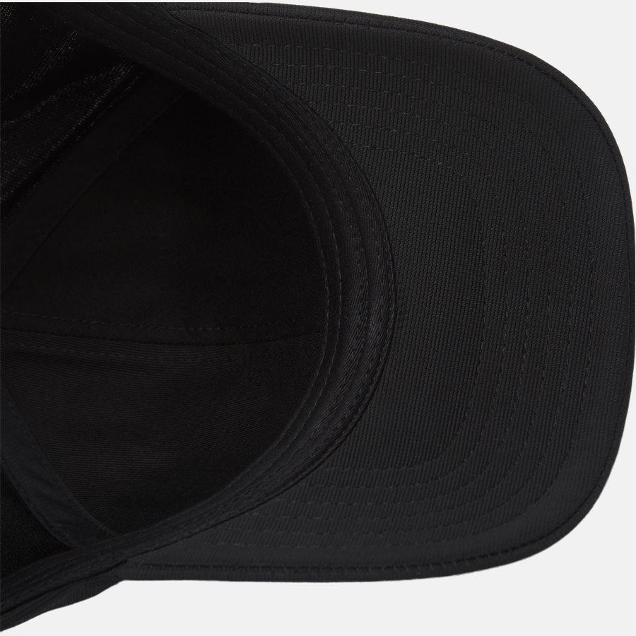 ORTEGA NY - Beanies - BLACK - 6