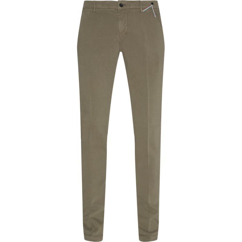 Masons slim 9pf2a2033 jere 10 milano bukser lt.brown fra masons fra axel.dk
