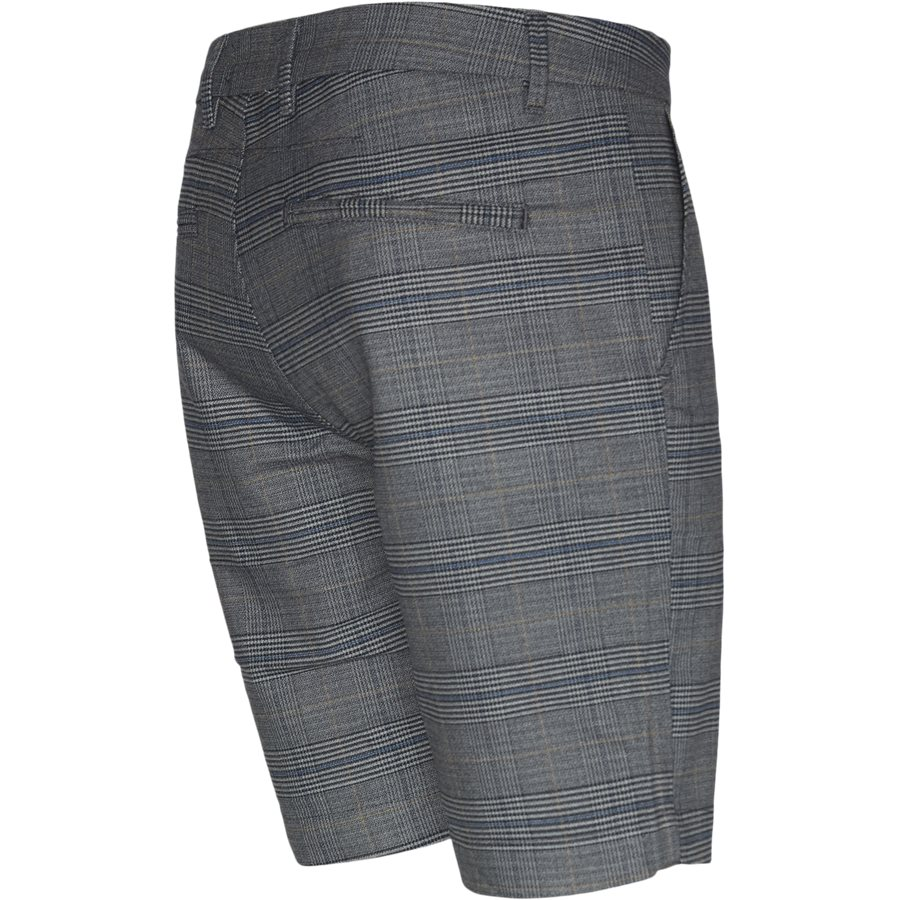 JASON CHINO ENGLISH - Shorts - GRÅ - 3
