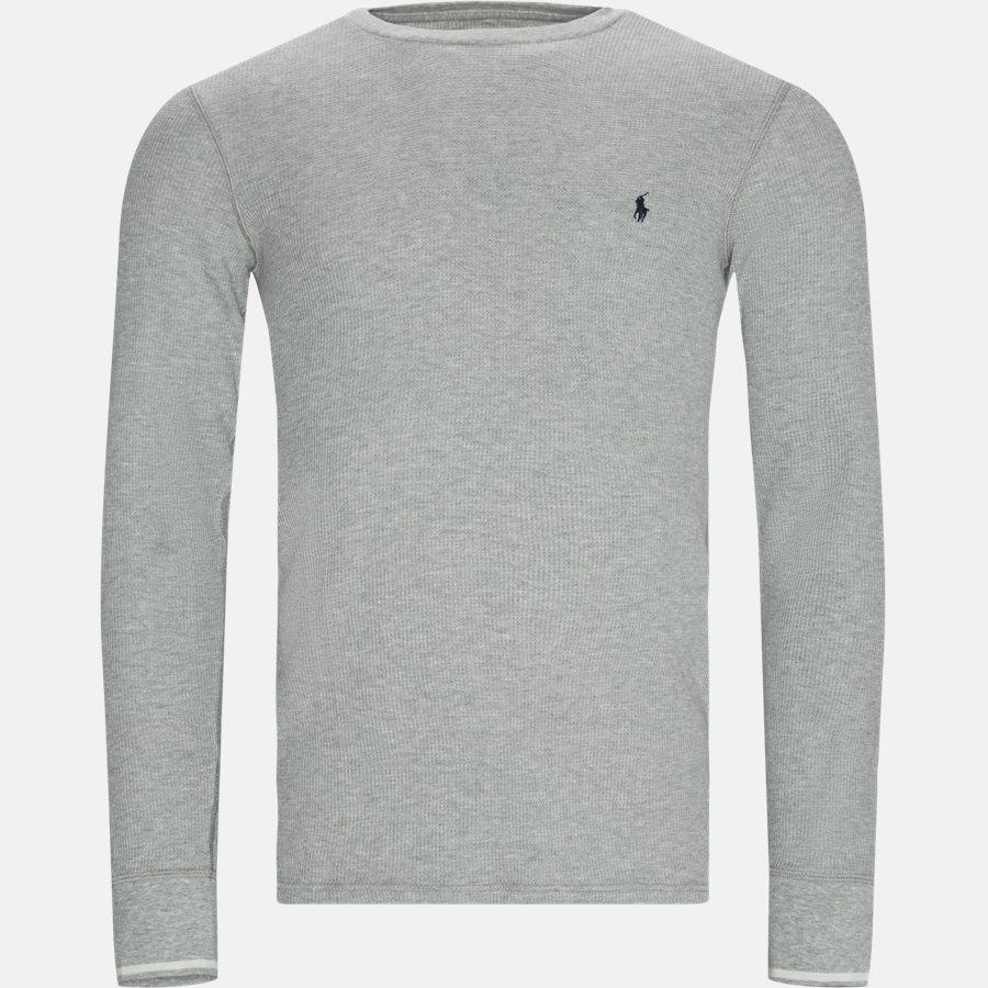 714754014 - T-shirts - Slim - GRÅ - 1