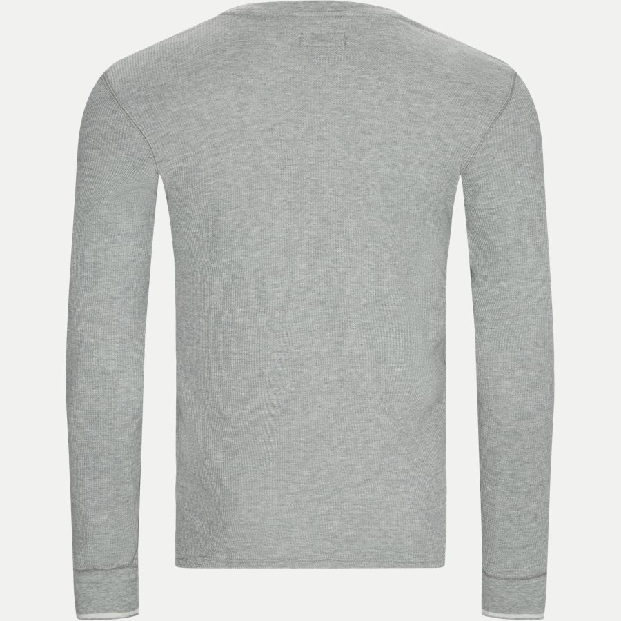 714754014 - T-shirts - Slim - GRÅ - 2