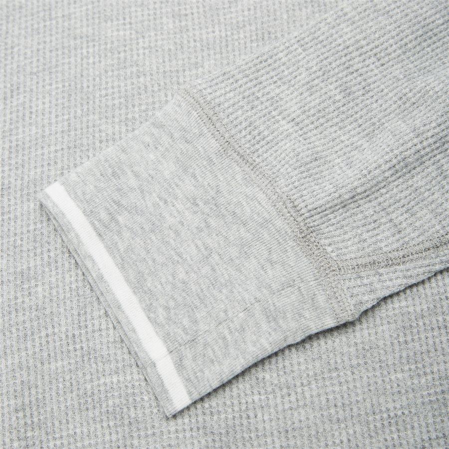 714754014 - T-shirts - Slim - GRÅ - 4