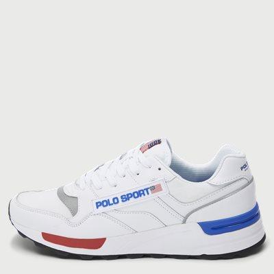 Trackstr 100-SK-ATH Sneaker Trackstr 100-SK-ATH Sneaker | Hvid