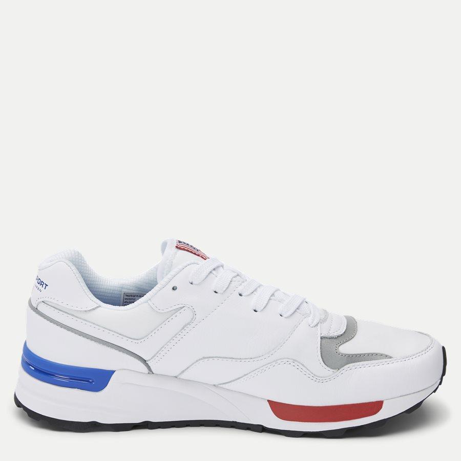 809755987 - Trackstr 100-SK-ATH Sneaker - Sko - HVID - 2
