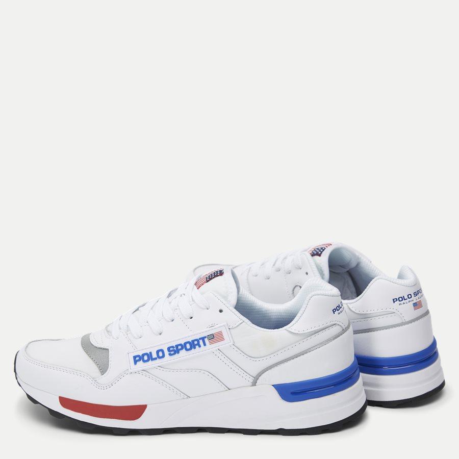 809755987 - Trackstr 100-SK-ATH Sneaker - Sko - HVID - 3