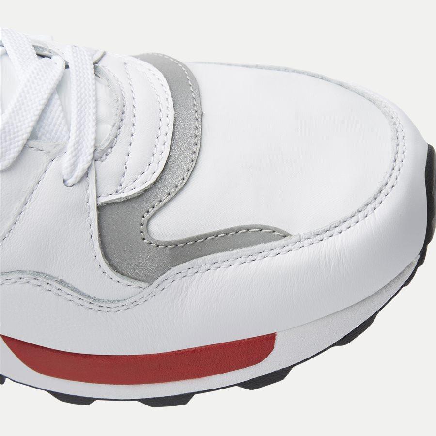 809755987 - Trackstr 100-SK-ATH Sneaker - Sko - HVID - 4