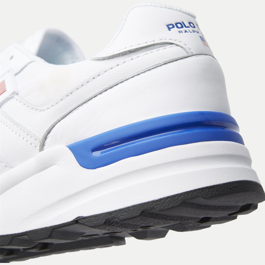 809755987 - Trackstr 100-SK-ATH Sneaker - Sko - HVID - 5