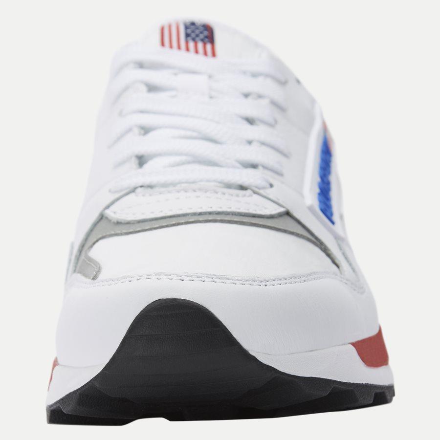 809755987 - Trackstr 100-SK-ATH Sneaker - Sko - HVID - 6