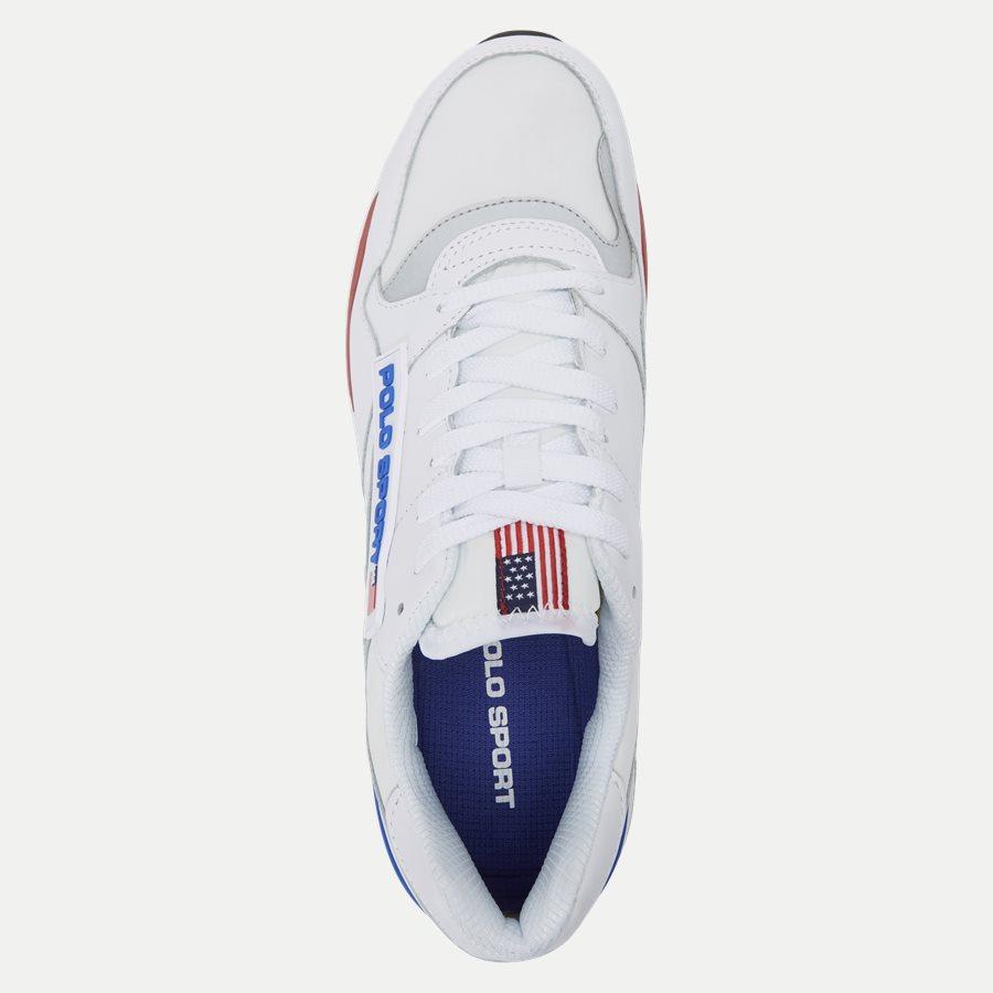 809755987 - Trackstr 100-SK-ATH Sneaker - Sko - HVID - 8