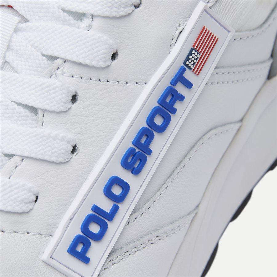 809755987 - Trackstr 100-SK-ATH Sneaker - Sko - HVID - 10