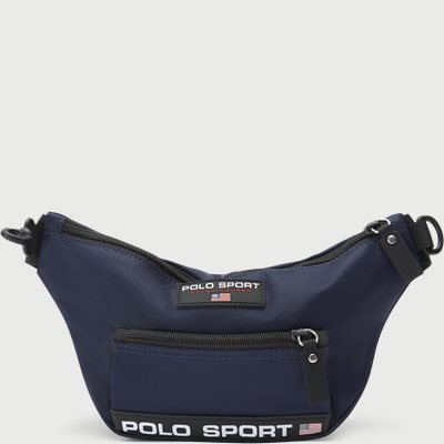 Nylon Polo Sport Waist Bag Nylon Polo Sport Waist Bag | Blå