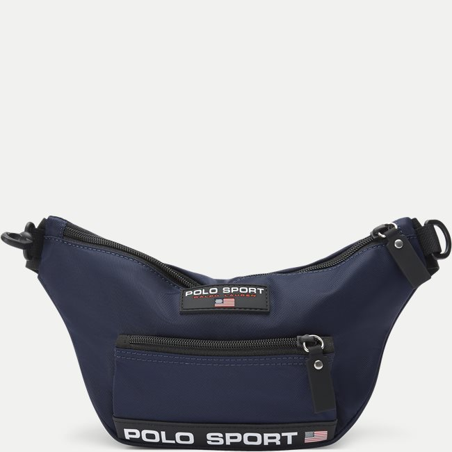 Nylon Polo Sport Waist Bag
