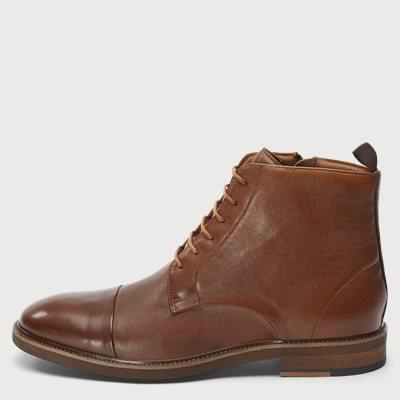 TGA Skindstøvle TGA Skindstøvle | Brun