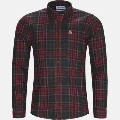 Regular | Skjorter | Rød