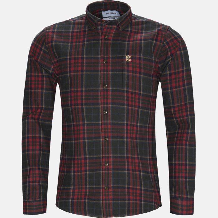 Shirts - Regular - Red
