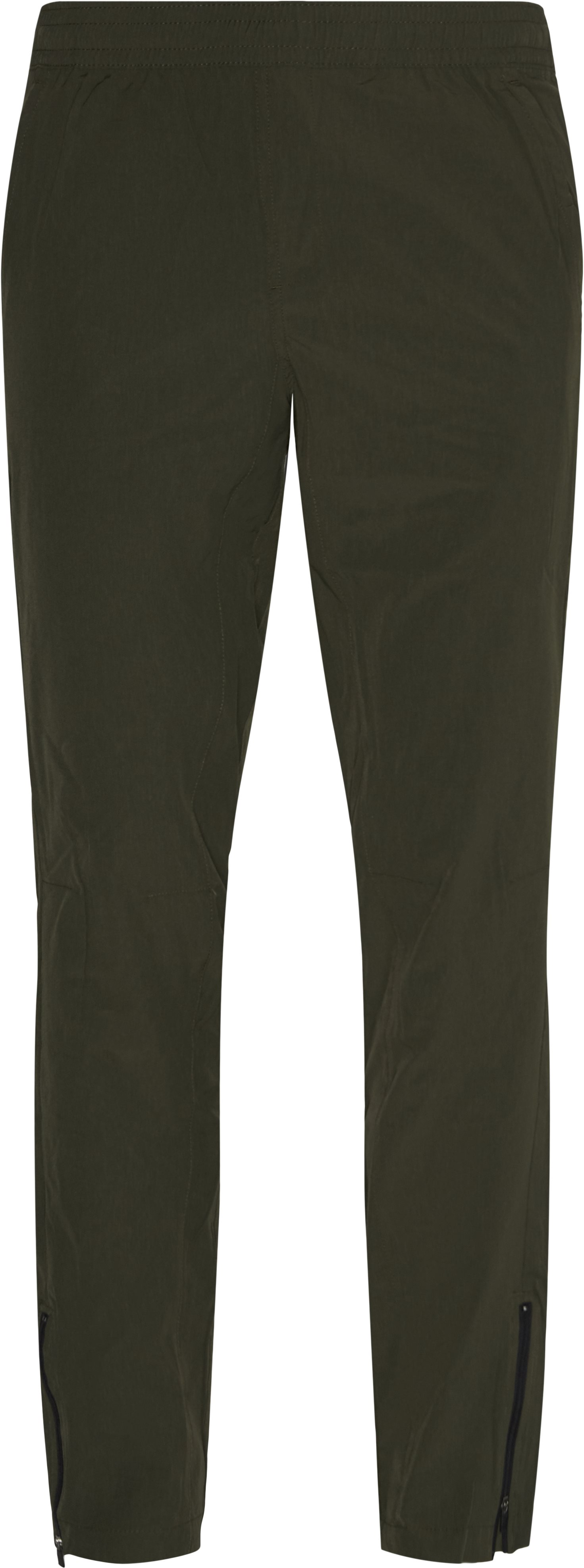 Gretsky Track Pants - Bukser - Tailored fit - Army
