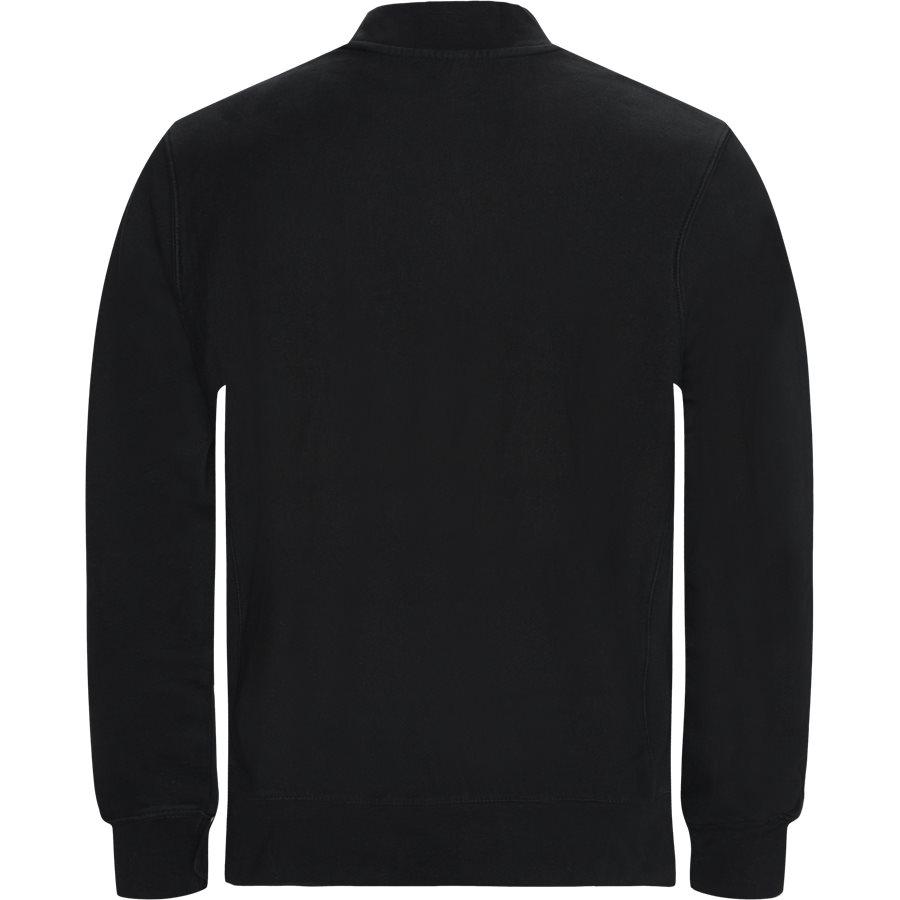 ARCH MOCK CREWNECK - Arc Mock Crewneck - Sweatshirts - Regular - SORT - 2