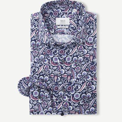 821 Skjorte Modern fit | 821 Skjorte | Blå