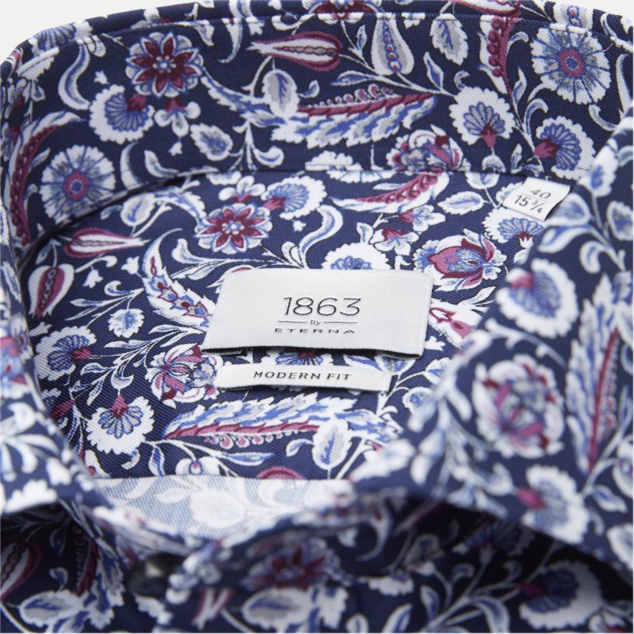 821 X682 - 821 Skjorte - Skjorter - Modern fit - BLÅ - 2